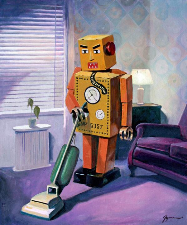 Irate Bot