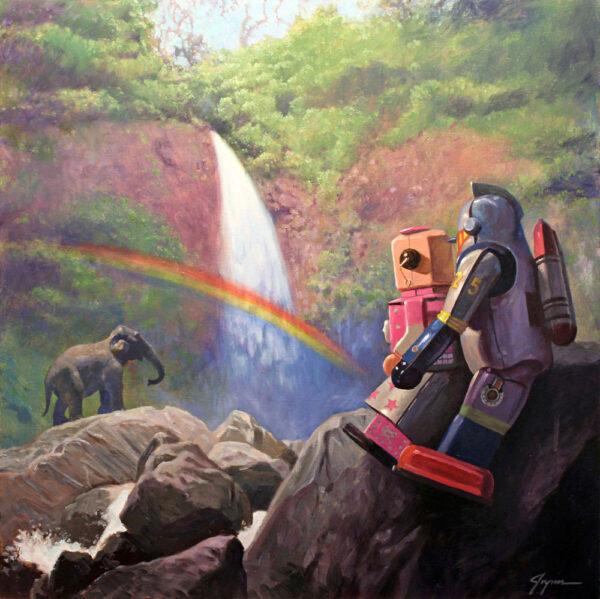 Kazu's Rainbow