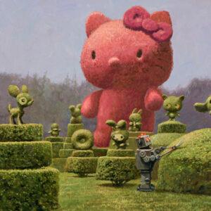 Hello Topiary
