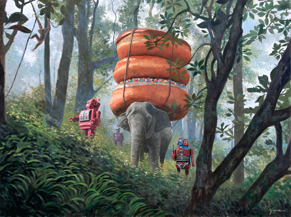 Jungle Trek