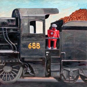 Engine 688