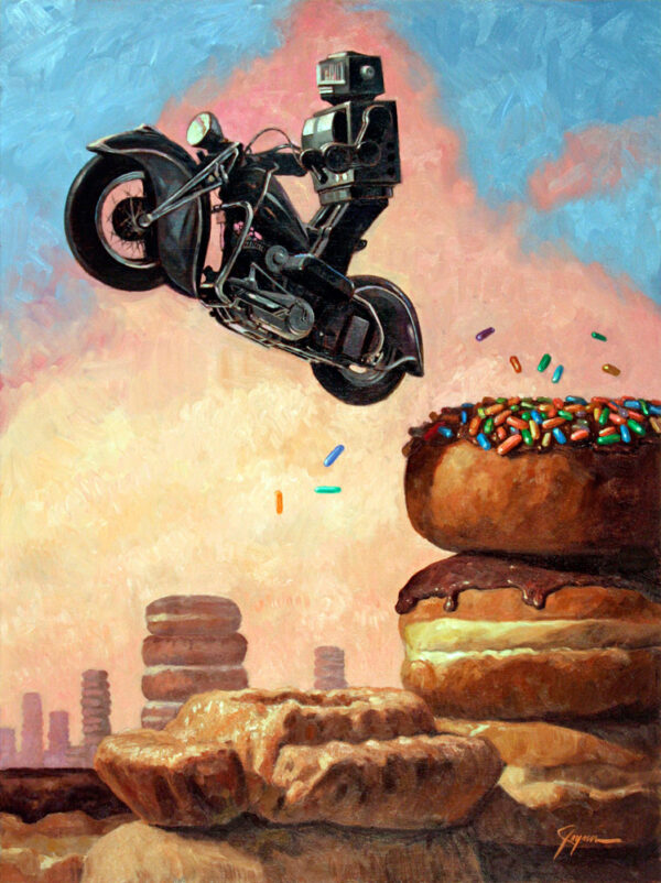 Dark Rider Again