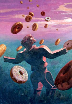 Donut Redemption