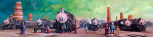 Train Yard