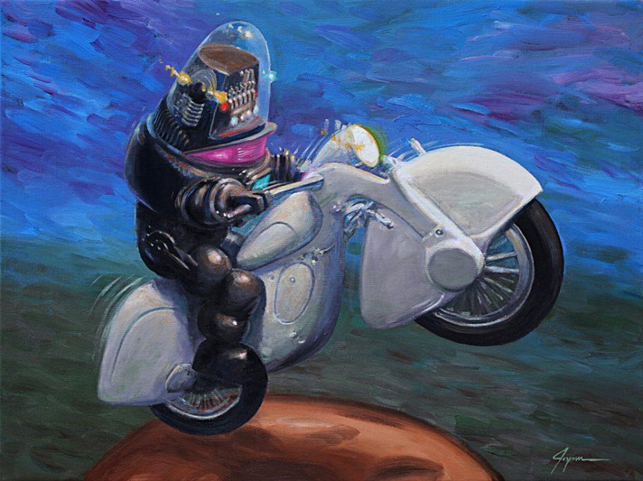 Robo Biker