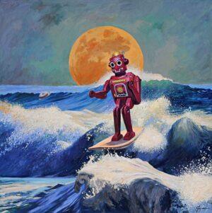 Twilight Surfers