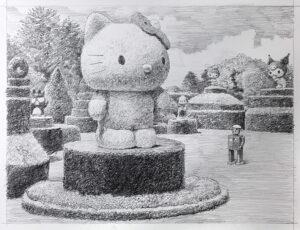 Hello Kitty 45th Anniversary