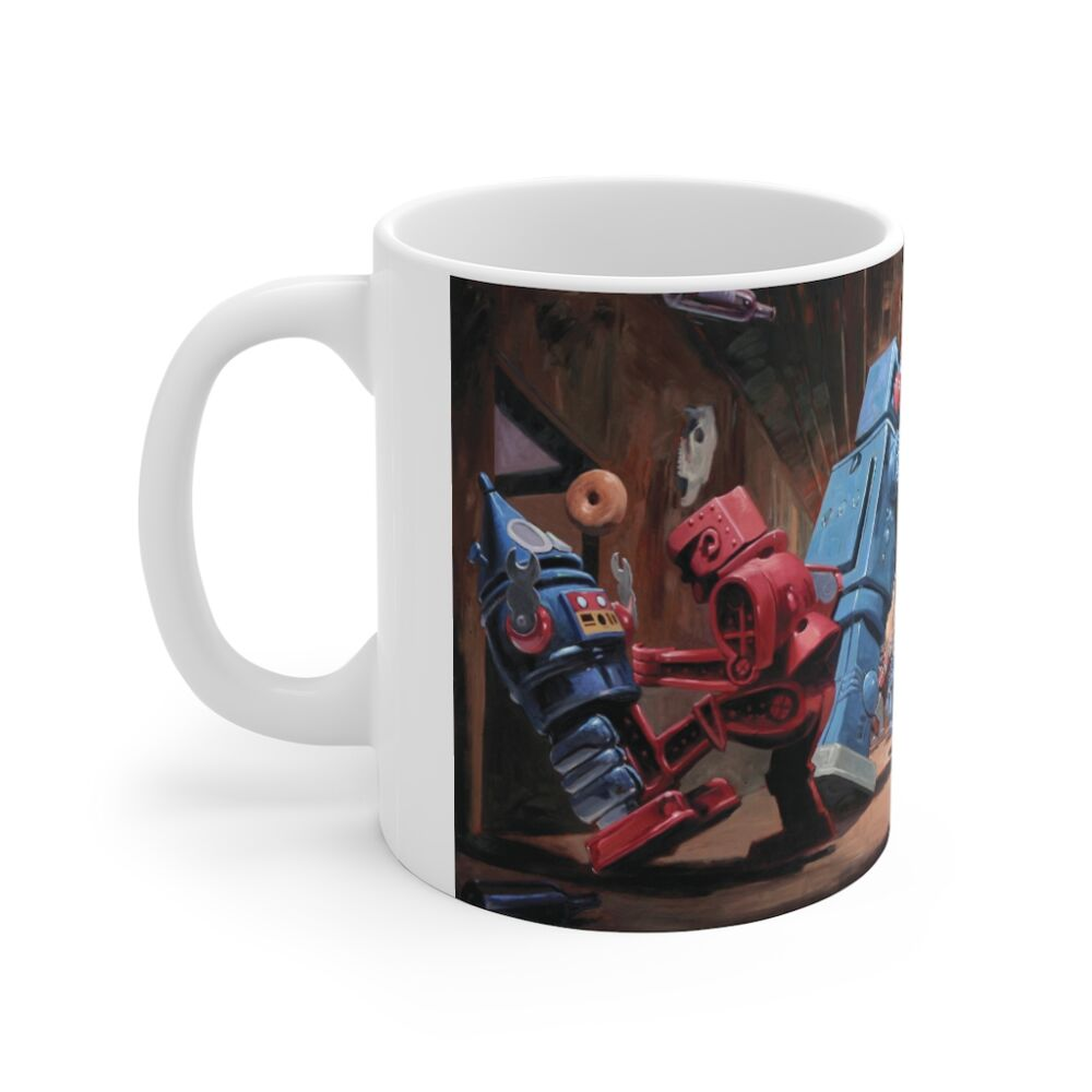 Eric Joyner 'Malfunction' Mug 11oz