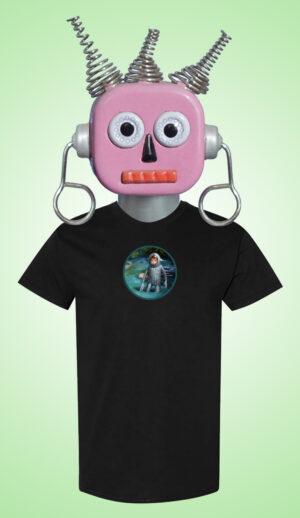 Catfish Eric Joyner Art T-shirt