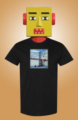 The Incident Eric Joyner Art T-shirt