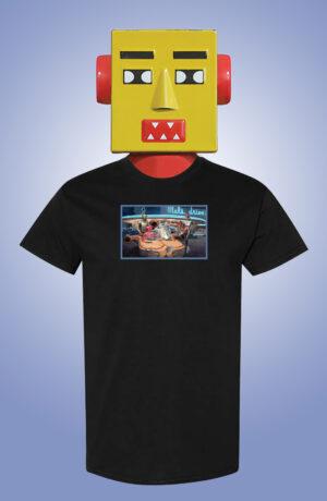 The Main Course Eric Joyner Art T-shirt