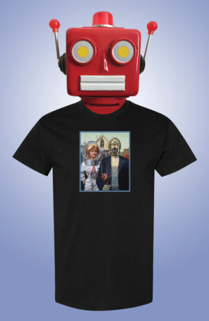 American Tragic Eric Joyner Art T-Shirt